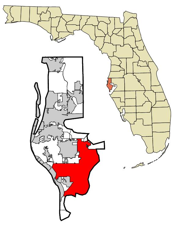 Pinellas County FL