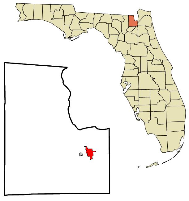 Baker County FL