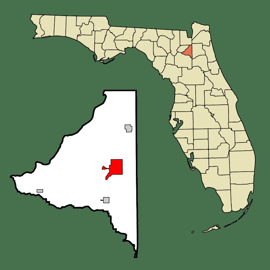 Bradford County FL