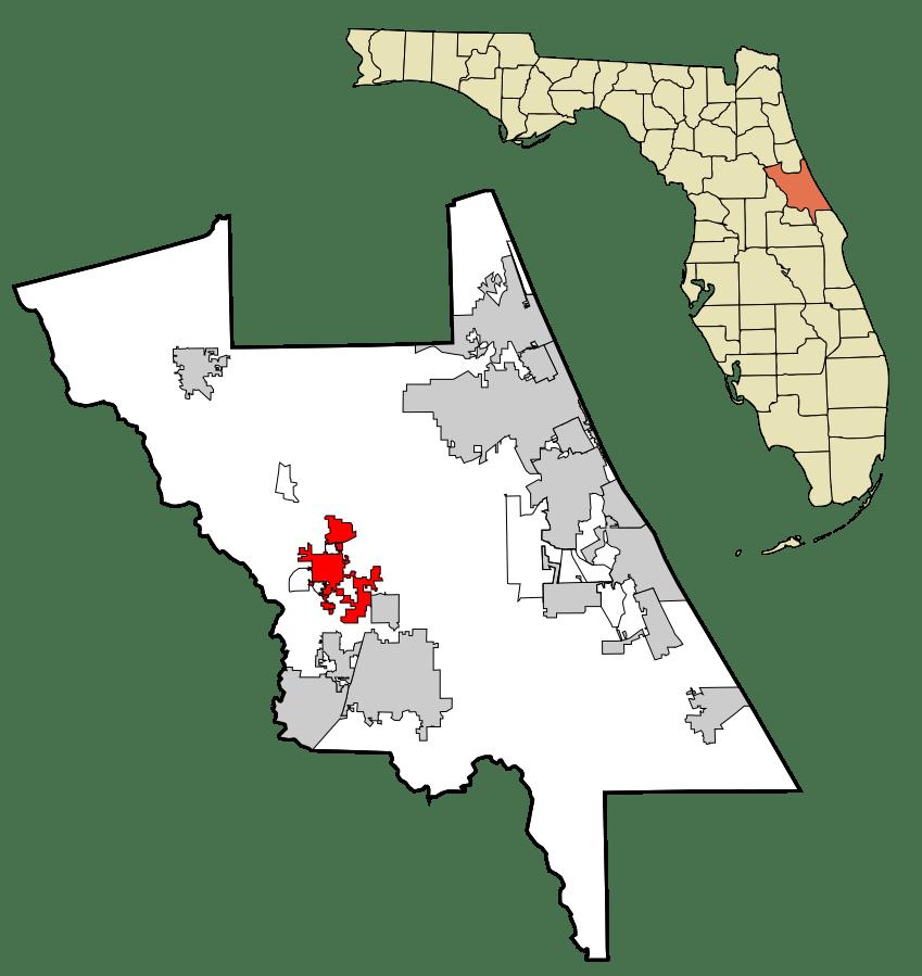 Volusia county FL